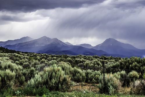 mountain colorado mountains scenic delnorte landscape scenics clouds sanjuan sanjuanmountaons