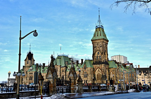 East Block, Parliament Hill, Ottawa, ON