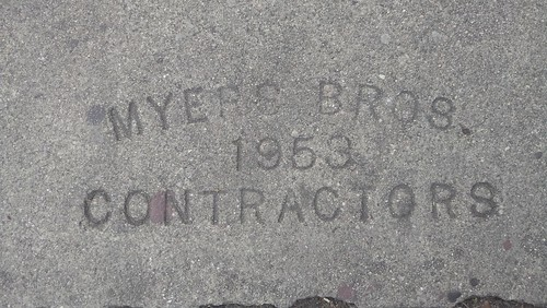 Myers Brothers 1953 L. A. Ca. 2019