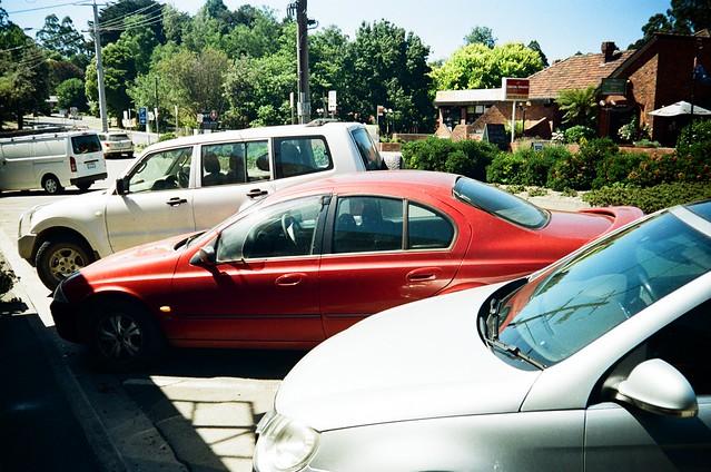 2000 Ford Falcon...