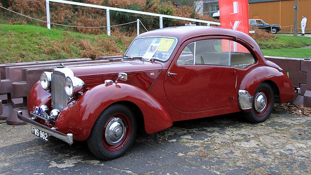1946 Alvis TA14 FWS 962
