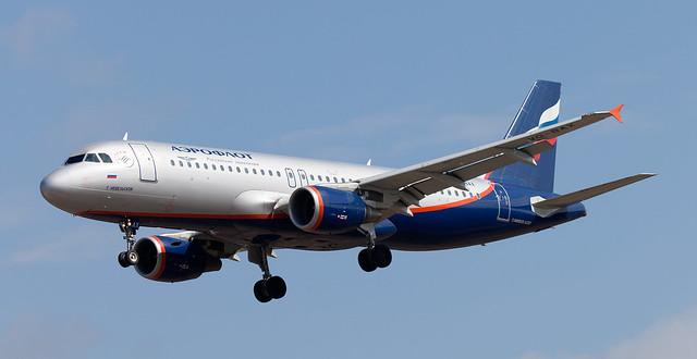 A320 | VQ-BAX | ARN | 20130510