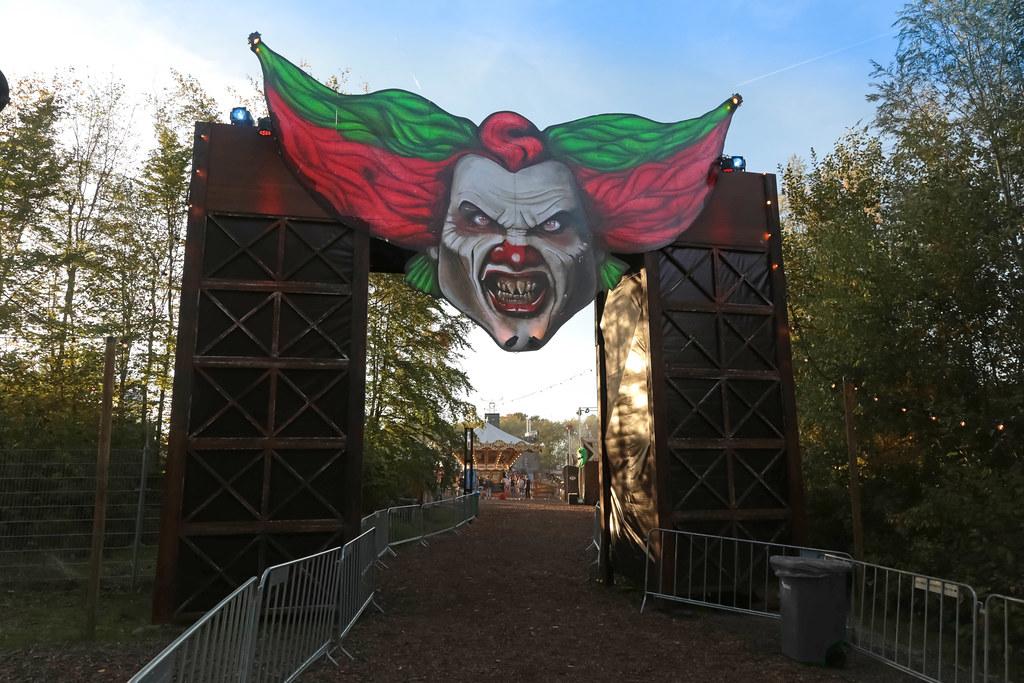 Halloween Fright Nights 2019 Walibi.Eddie S Area Walibi Holland Netherlands Eddie S Area 1