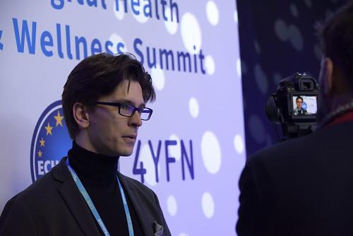 Digital Health & Wellness Summit 2019 @4YFN - Day 1