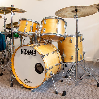 Tama Superstar 1979 Vintage Drums | by sfmill13