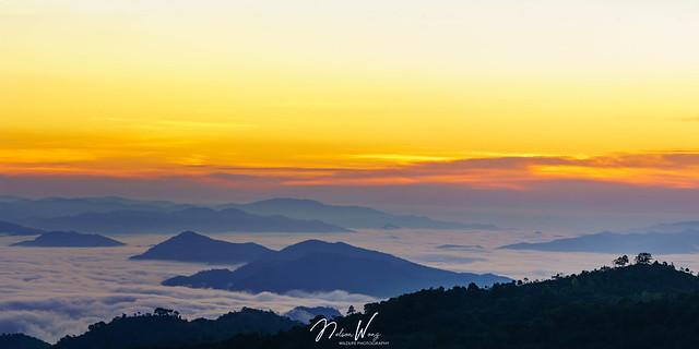 Doi Lang Sunrise