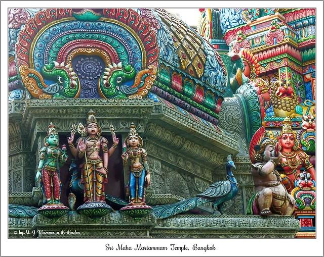 Sri Maha Mariammam Temple, Bangkok 05