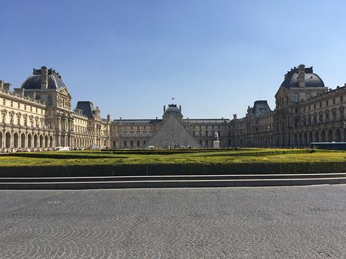 The Louvre | by diamond geezer