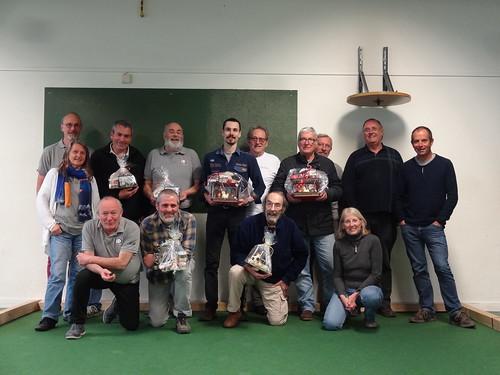 06/04/2019 - Guérande : Concours de boules plombées en doublette mêlée