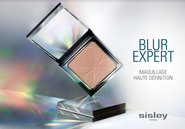 Blur Expert de Sisley visual