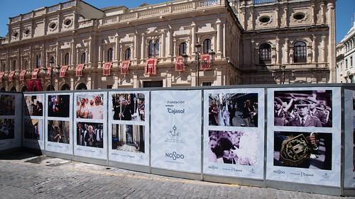 VI Muestra de fotografías vineladas en la Semana Santa de Sevilla (8) | by fundacioncajasol
