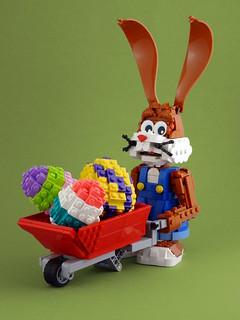 Easter Bunny | by Swan Dutchman