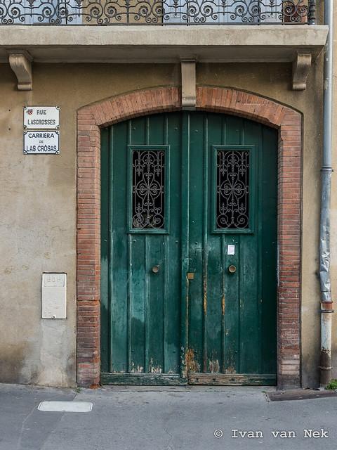 Rue Lascrosses, Toulouse