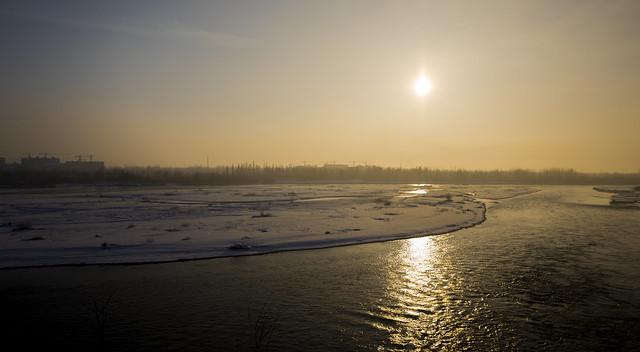 伊寧河公園