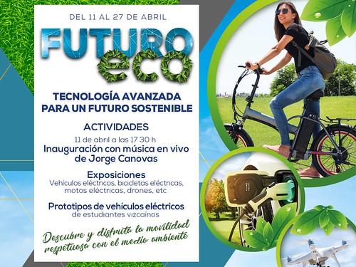 Futuro Eco y Movilidad Eléctrica en Max Center