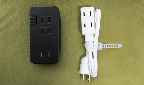 モバイル USB-ACタップ ミヨシ IPA-24AC3_07
