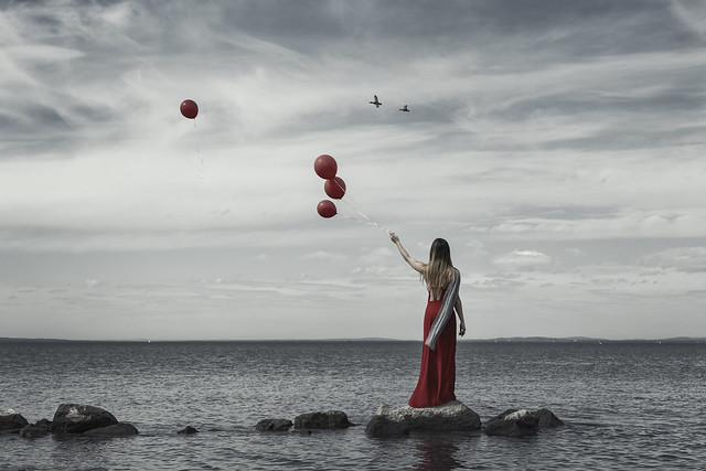 the red balloons (II)