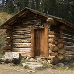 Granite Canyon Forks Patrol Cabin