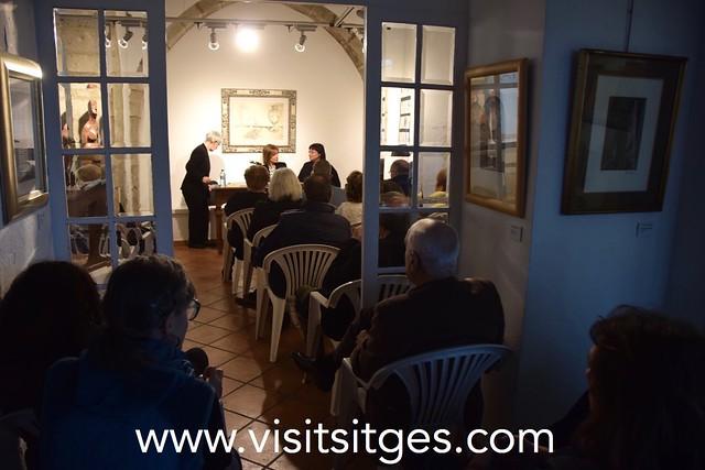 TAULA RODONA SOBRE JOSEP MARIA SUBIRACHS I SITGES - FIRA D'ART SITGES 2018