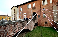 PRESENT. ALLA CITTA' DELLA TAPPA DEL GIRO D'ITALIA, CON LA PRESENZA DI GIANNI BUGNO 16 MARZO 2018 Foto A. Artusa