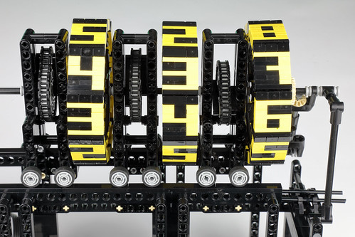 LEGO Cipher wheels | by Berthil van Beek