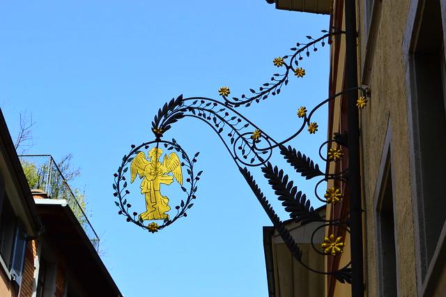 ehemaliges Restaurant Engel in Rheinfelden
