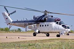 3370   EV953 Mil Mi-24V Mi-35   Zaragoza NTM 2016