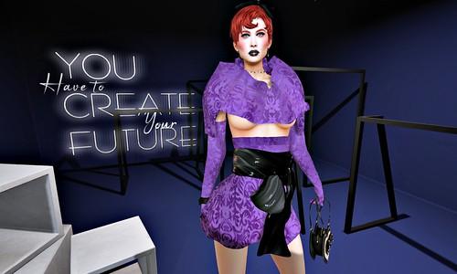 Your Future Awaits   by QueenBrat Bracken- MV♛IRELAND 2018