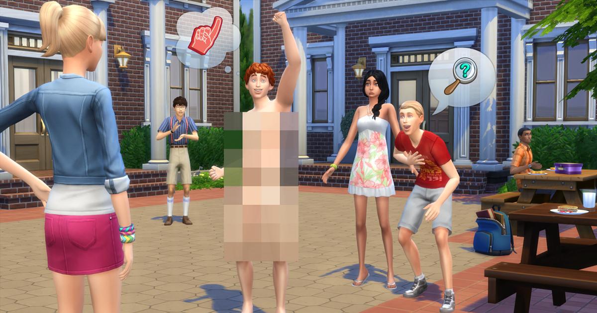 Foto de Blog de Comunidade: Empolgue-se, é o aniversário do The Sims