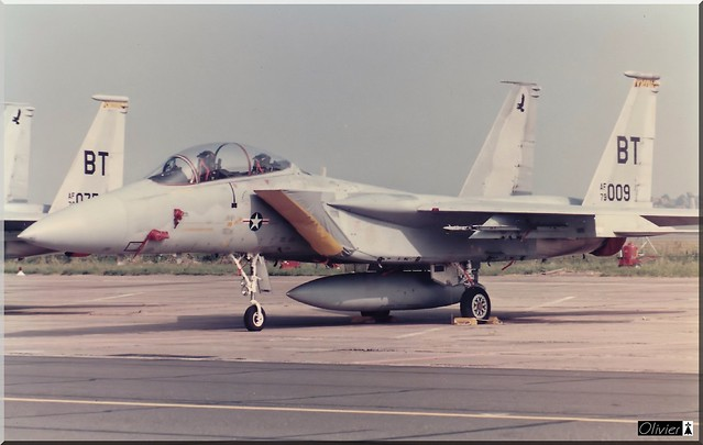 F-15D, 36th TFW, USAFE