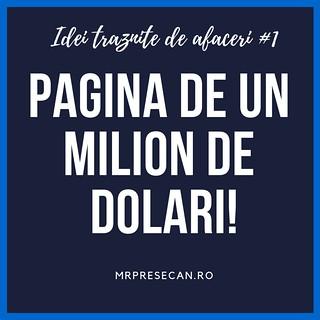 Idei de afaceri (1) | by rome_prg