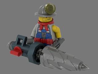 Heavy Drill Bearer (2)   by Bolicob