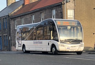 Borders Buses 11102 YJ11 EJX (25/02/2019)