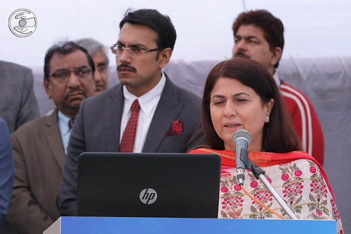 Bindiya Chhabra Ji, Executive President SNCF