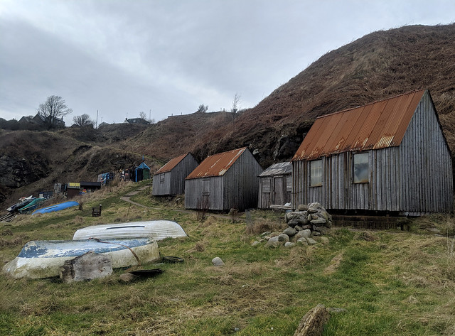 Newtonhill Bay Huts