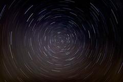 Star Trails - Palisade, Colorado