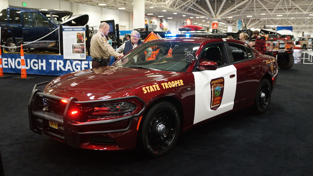 Dodge Charger Police Car >> 2019 Dodge Charger Pursuit AWD Minnesota State Patrol | Flickr