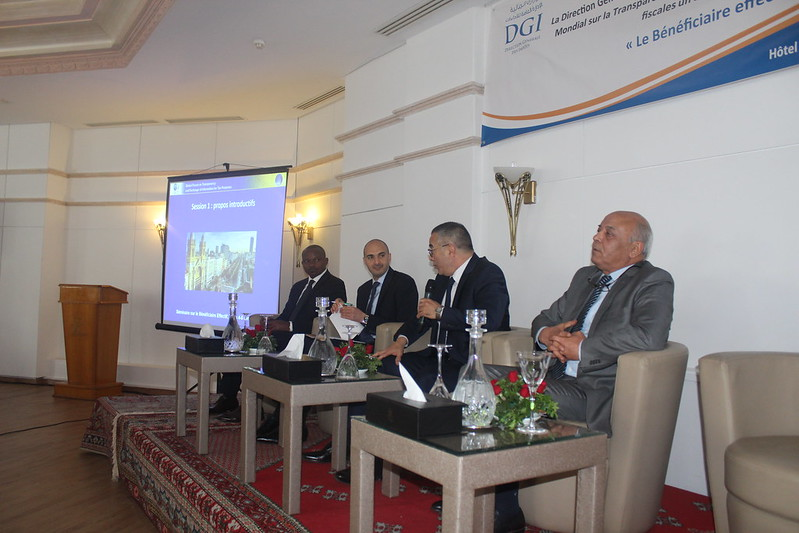 The Global Forum provides training in Tunisia on beneficial ownership information and the fight against tax evasion