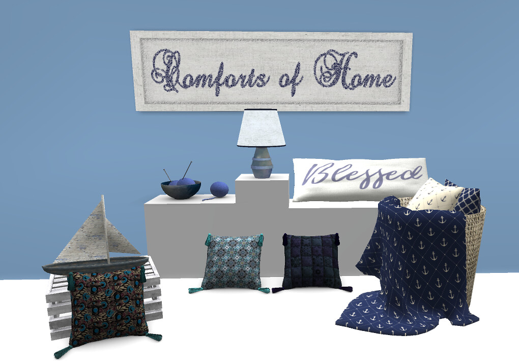 [MO] Comforts of Home @ The Chapter Four - TeleportHub.com Live!