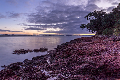 coast landscape longexposure manganesepoint nz newzealand northland whangareiharbour