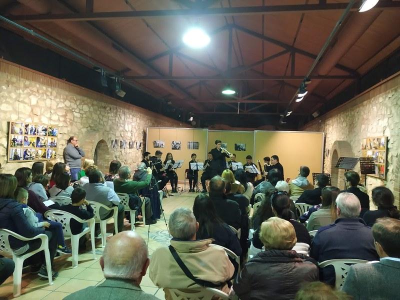 (2019-02-17) Concierto de cámara en el Forn Cultural - José Vicente Romero Ripoll (13)