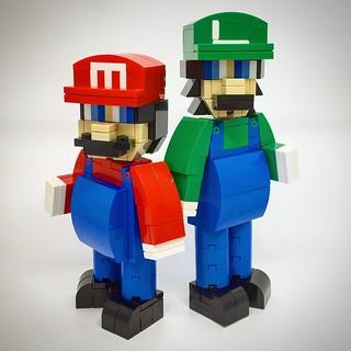Super Mario Bros | by 2 Much Caffeine