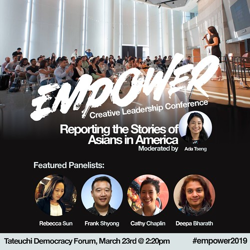 EMPOWER 2019 - Journalism Panel | by Cathy Chaplin | GastronomyBlog.com