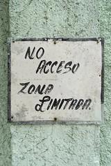No acceso