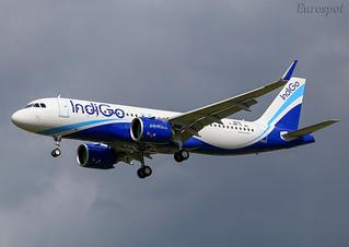 F-WWIK Airbus A320 Neo Indigo