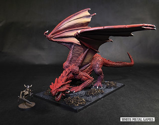 Marthrangul, Great Dragon