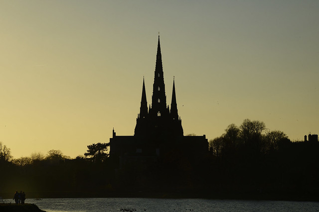 The Cathedral, Lichfield 18/11/2018