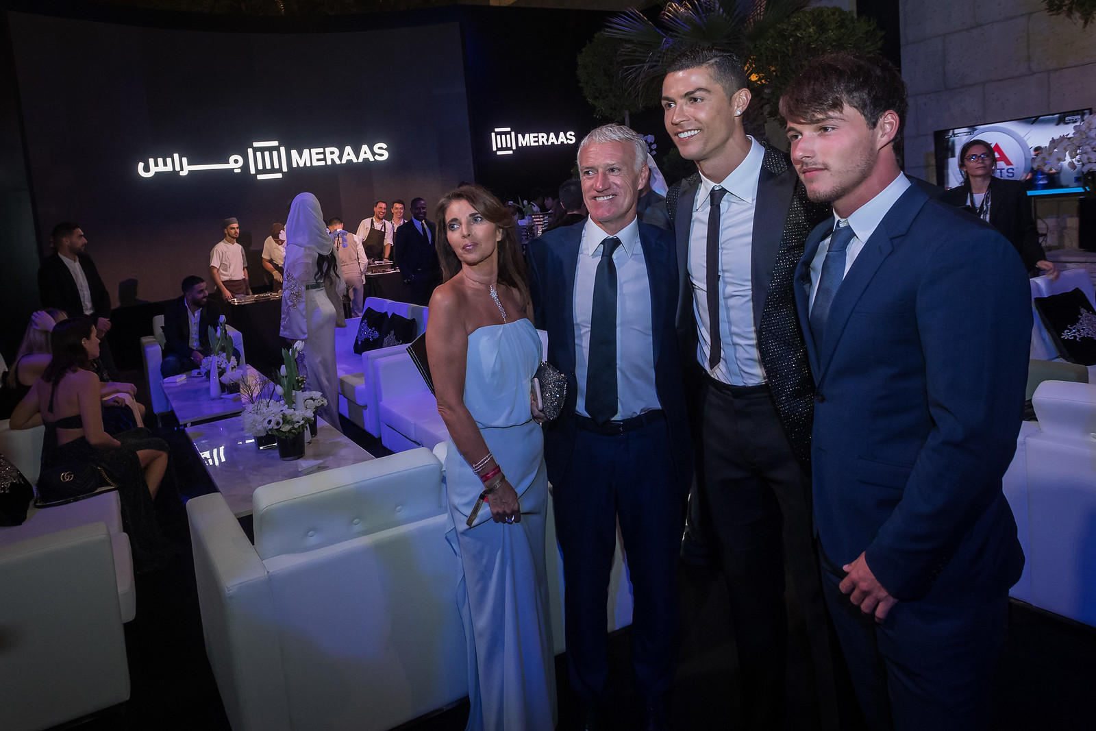 Globe Soccer Awards 2019 249
