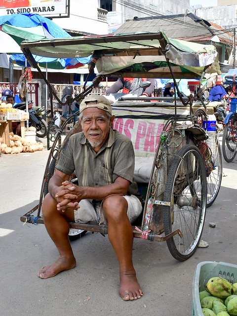 old man, Sumatra/Indonesia