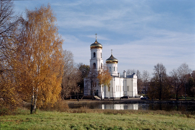 The Epiphany Cathedral/Богоявленский собор
